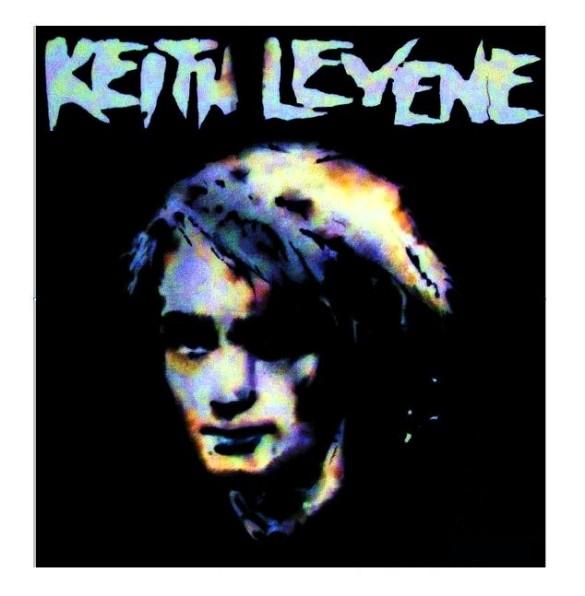 Keith Levene by J.Warner