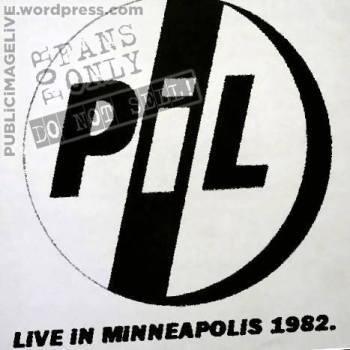 PiL~LiveInMinneapolis Cover2